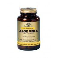 Aloe vera 520 mg 100 cápsulas solgar