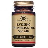 Prímula rosa 500 mg 30 cápsulas solgar