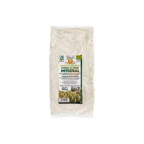 Harina de trigo integral 500 gramos vegetalia