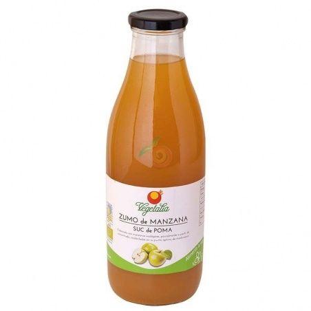 Zumo de manzana 1 litro vegetalia