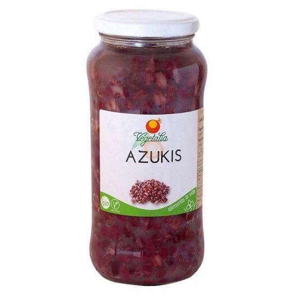 Azukis 540 gramos vegetalia