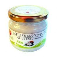 Aceite de coco virgen extra 325 ml vegetalia