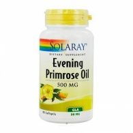 Evening primrose oil 500 mg 90 perlas solaray