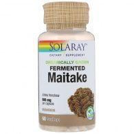 Maitake 500 mg 60 cápsulas solaray