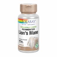 Melena de león 500 mg 60 cápsulas solaray