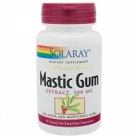 Mastic gum 500 mg 45 cápsulas solaray
