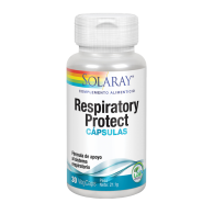 Protector respiratorio 30 cápsulas solaray