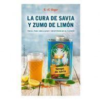 Libro la cura de savia y zumo de limón madal bal