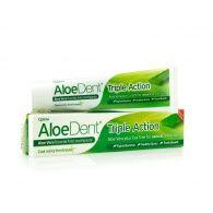 Aloe dent triple acción 100 ml optima