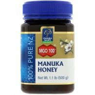 Miel de manuka mgo 100+ 500 gramos manuka world
