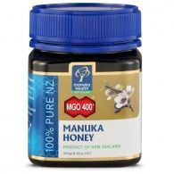 Miel de manuka mgo 400+ 250 gramos manuka world