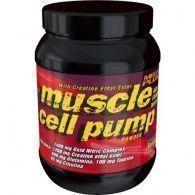 Muscle cell pump 500 gramos megaplus