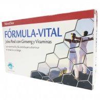 Jalea fórmula vital 20 viales montstar