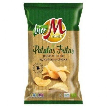 Patatas fritas bio 130 gramos monti