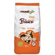 Muesli básico 350 gramos the muesli up
