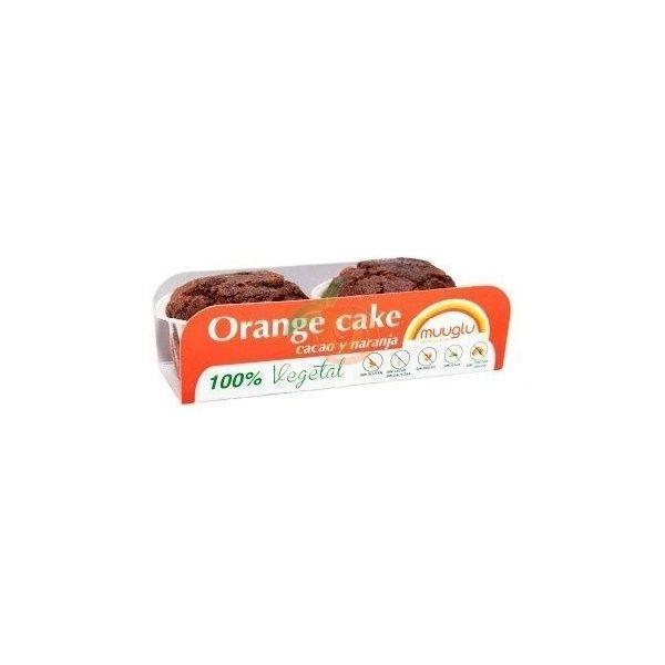 Muffins de naranja 120 gramos muuglu