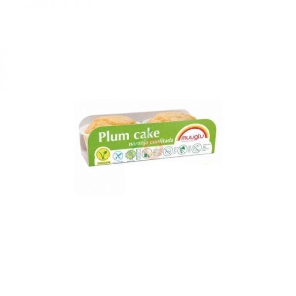 Plum cake muffins 120 gramos muuglu