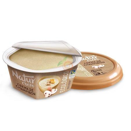 Crema de champiñón 315 gramos natur crem