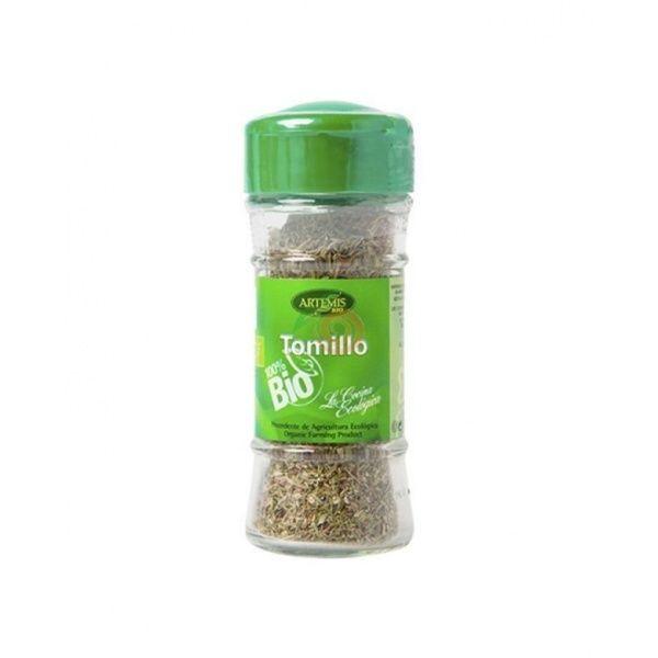 Tomillo hierba tarro especie 15 gramos artemis