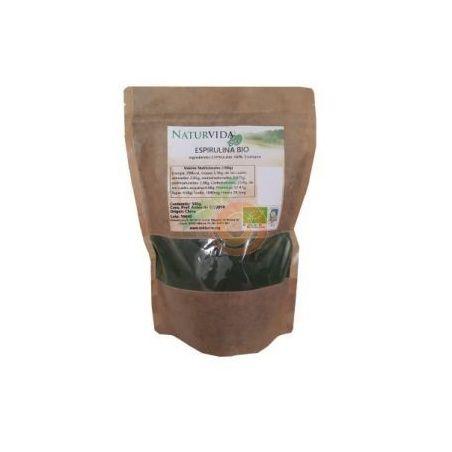 Espirulina en polvo 250 gramos naturvida