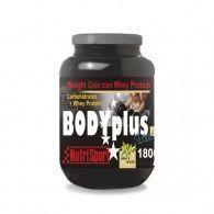 Bodyplus instant sabor vainilla 1800 gramos nutri-sport