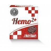 Hemo 2+ 120 comprimidos nutri-sport