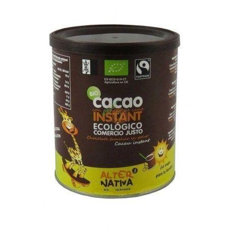 Cacao instant bio comercio justo 250 gramos alternativa 3