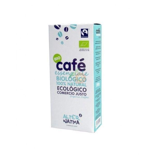 Café molido essenziale bio comercio justo 250 gramos alternativa 3