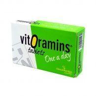Vitoramins 36 comprimidos nutri-sport