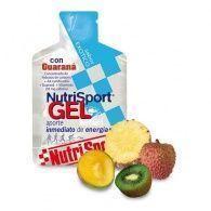 Gel con guaraná sabor exótico 40 gramos nutri-sport
