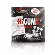 Higums blocks sabor cola 40 gramos nutri-sport