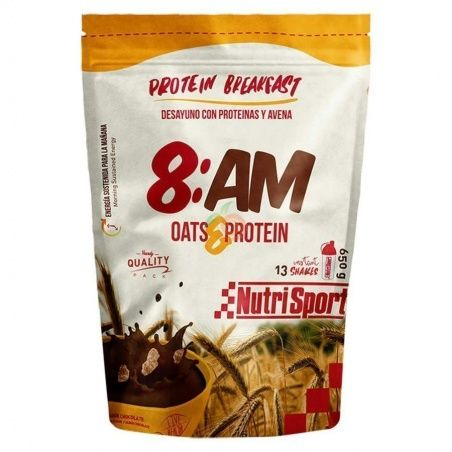 Protein breakfast sabor chocolate 650 gramos nutri-sport