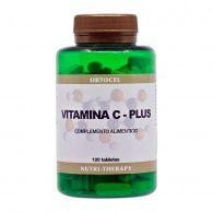 Vitamina c plus 120 comprimidos ortocel