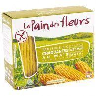 Tostadas de maíz 150 gramos pan de flores