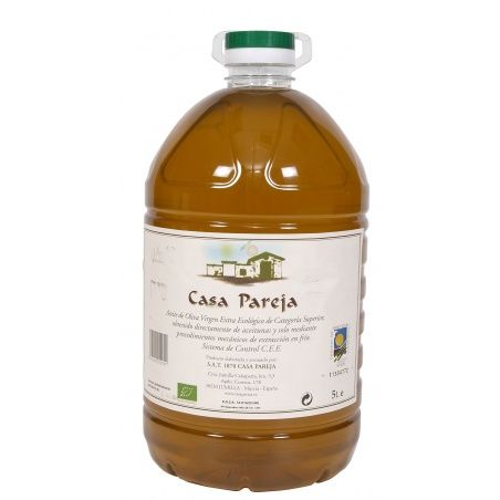Aceite de oliva virgen 5 litros pareja