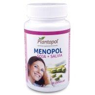 Menopol soja + salvia 60 cápsulas plantapol