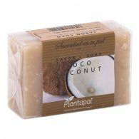Jabón de coco 100 gramos plantapol