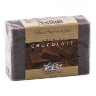 Jabón de chocolate 100 gramos plantapol