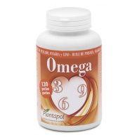 Omega 369 - 1000 mg 120 perlas plantapol