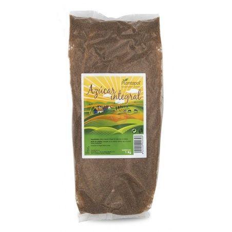 Azúcar integral de caña 1 kg plantapol