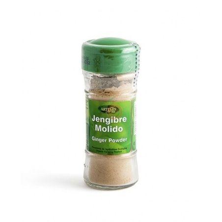 Jengibre en polvo 25 gramos artemis
