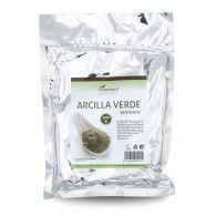 Arcilla verde en polvo 500 gramos plantapol