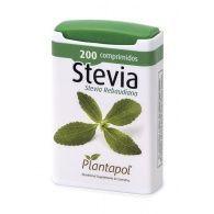 Stevia 200 comprimidos plantapol