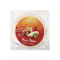 Papel de arroz bio 12 unidades amaizin