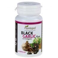Ajo negro plus con orégano 45 cápsulas plantapol