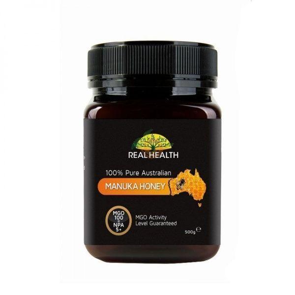 Miel de manuka 5+ mgo100 500 gramos real health