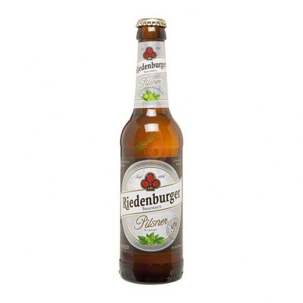Cerveza pilsner 33 cl riedenburger