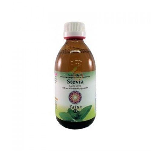 Stevia líquida 250 ml saluz 33