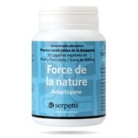 Force de la nature 90 cápsulas serpens labs