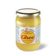 Mantequilla clarificada ghee ayurveda 480 gramos fink